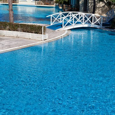 Villa and Hotel Swimming Pool