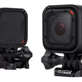 Yeni GoPro HERO4 Session